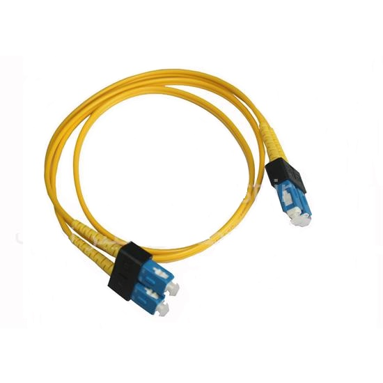 پچ کورد فیبر نوری SC-SC سینگل مود - patch cord single Mode SC-SC